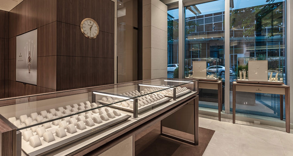 Western Canada's first Rolex store opens in Vancouver