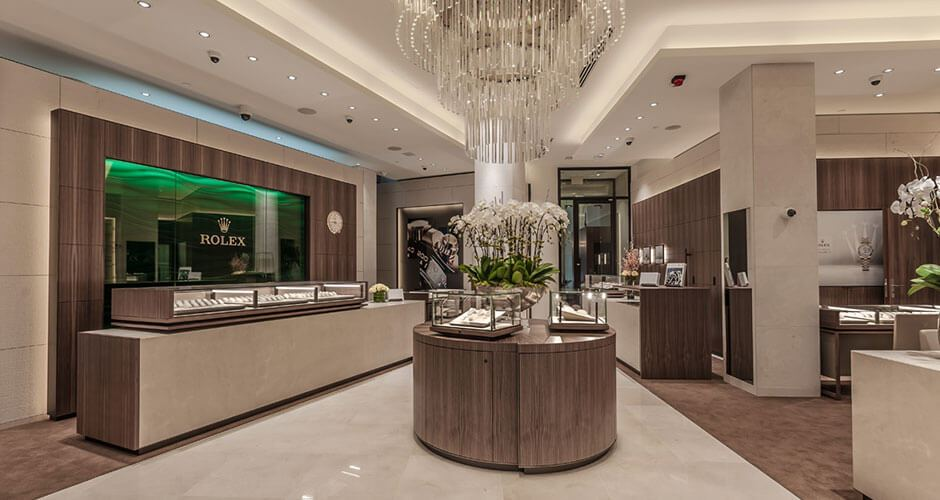 Western Canada's first Rolex Boutique opening their doors this winter